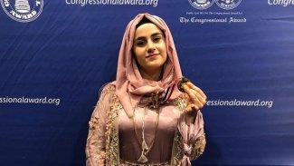 ABD Kongresi'nden Kürt öğrenciye ödül