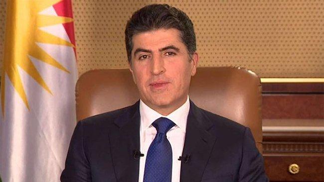 Başkan Neçirvan Barzani İstanbul'da