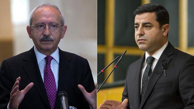 Kılıçdaroğlu: Selahattin Bey'in ne işi var hapiste?