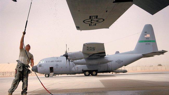 ABD, Irak'taki en büyük askeri hava üssünü tahliye ediyor