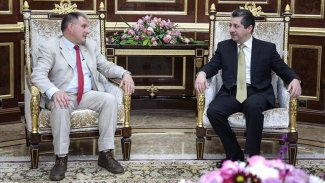 Mesrur Barzani: Kürdistan'a yapılan yardımlar artırılmalı