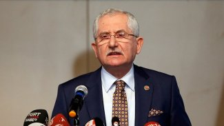 YSK Başkanı Sadi Güven, seçim sonuçlarını açıkladı