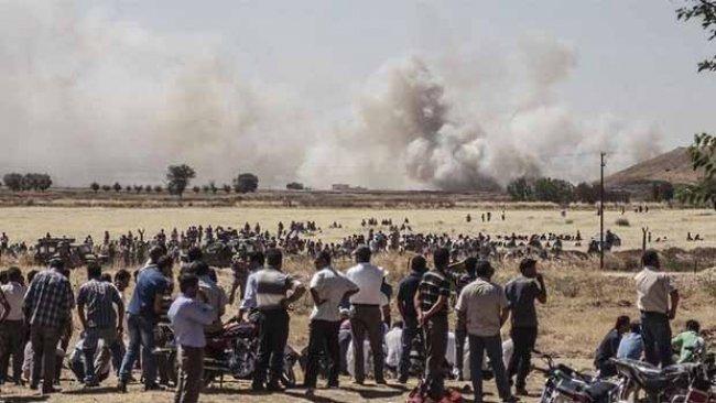 25 Haziran 2015 - Kobane Katliamı'nın acısı dinmiyor!