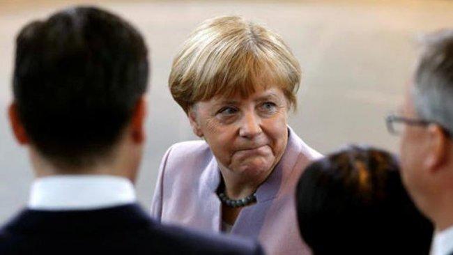 Alman parlamenterden Merkel'e Kürt devleti tepkisi