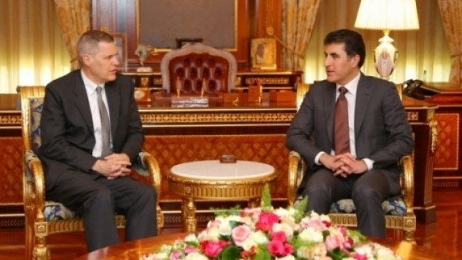 Başkan Neçirvan Barzani: Kürdistan Bölgesi bir kapı görevi görebilir
