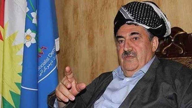 Muhammed Hacı Mahmud'dan KDP ve YNK'ye sert eleştiri