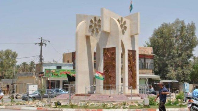 Xaneqin'de 20 Kürt köyü boşaltıldı