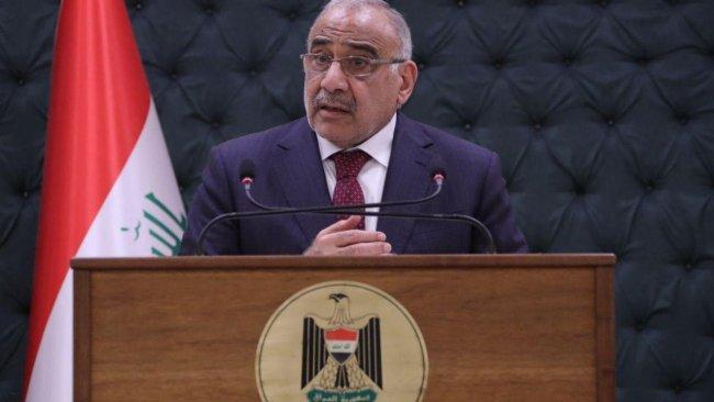 Abdulmehdi: Kürdistan bölgesi ile sorunları çözmede kararlıyız