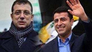 'İmamoğlu Diyarbakır ve Demirtaş'ı ziyaret edebilir'