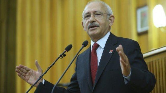 Kılıçdaroğlu'ndan 'yeni anayasa' çağrısı