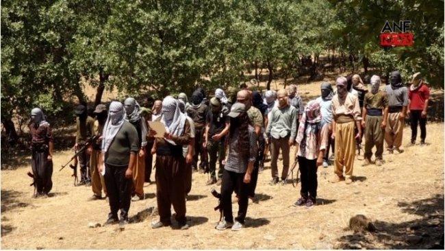 PKK Güney Kürdistan'da yeni bir güç oluşturdu