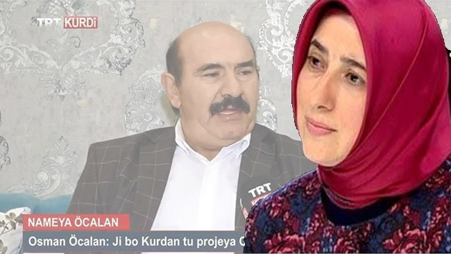 AK Partili vekilden TRT'ye 'Osman Öcalan' tepkisi