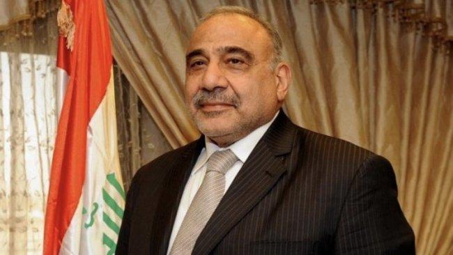 KDP'den Abdulmehdi'ye destek