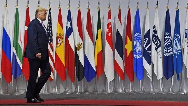 Trump'ın G-20 gündemine İran damga vurdu