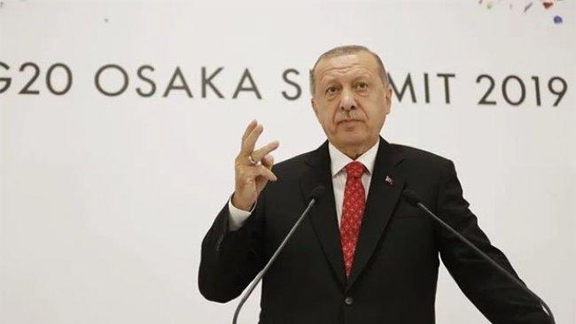 Erdoğan: ABD'nin yaptırım uygulayacağını sanmıyorum