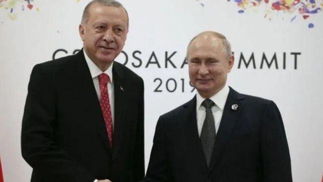 Erdoğan'dan Putin'le görüşme sonrası S-400 açıklaması