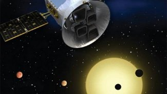 NASA'dan önemli bir keşif daha... Şimdiye kadarki en küçük gezegen