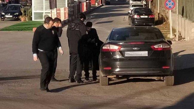 Patnos Belediyesi'nin makam aracına el konuldu