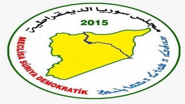 DSM'den, Suriye Muhalefeti ile birleşmeye ilişkin açıklama