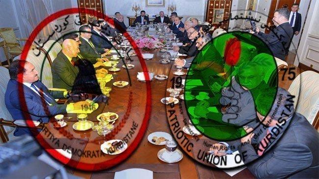 KDP ve YNK Kerkük Valiliği için bir araya gelecek