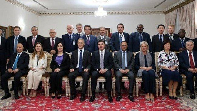 BMGK'den Kürdistan hükümetine ilişkin açıklama