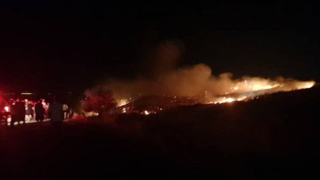 Kuzey Kıbrıs'ta patlama.. Suriye'ye ait bir füze olma olasılığı yüksek