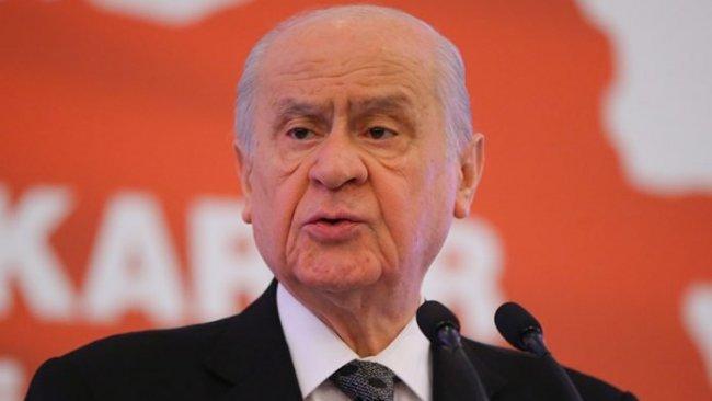 Bahçeli'den Kılıçdaroğlu'na: HDP ile aynı tarafta olandan bizim duyacağımız hiçbir şey yoktur.