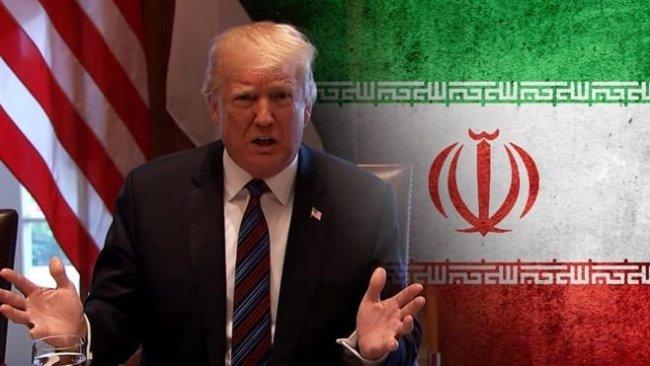 Trump: İran ateşle oynuyor