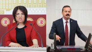 HDP ve İYİ Parti arasında 'Öcalan' tartışması