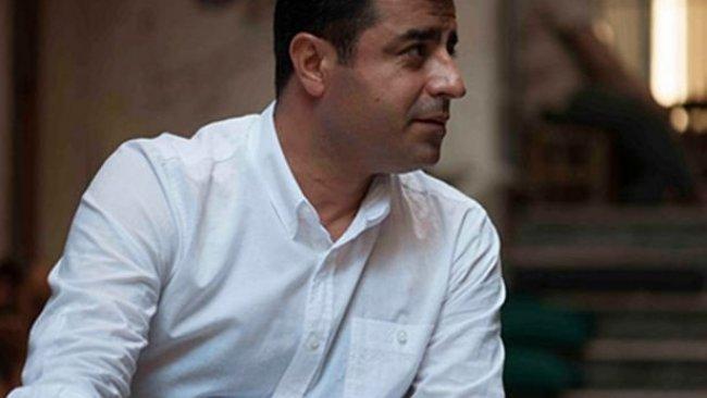 CHP'li Sezgin Tanrıkulu, Demirtaş'ı cezaevinde ziyaret etti