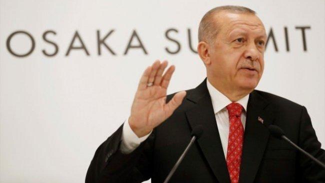 Erdoğan'dan ABD'ye F-35 tepkisi