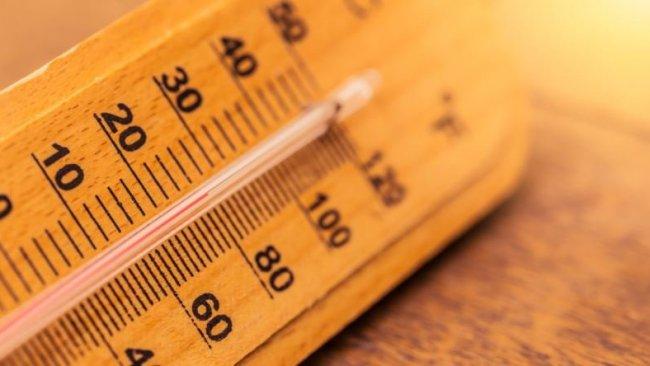 Kürt illerinde son 48 yılın en yüksek sıcaklığı