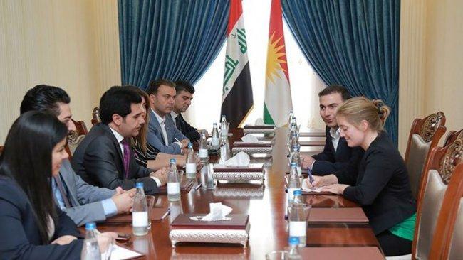 Kürt Parlamenterlerden 'Bağımsız Kürdistan'dan yana değilim' diyen Merkel'e mektup