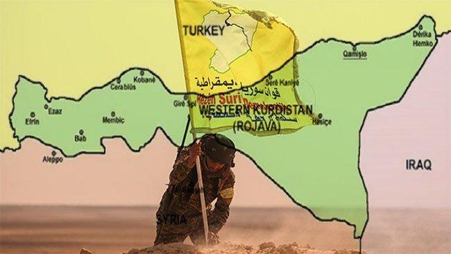Suudi bakan: Arabistan Suriye'deki Kürt projesini destekliyor
