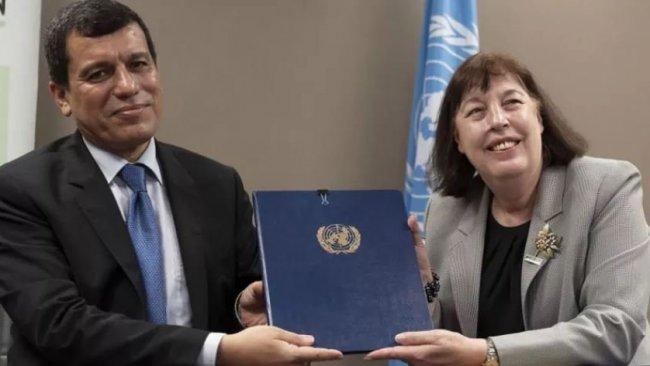 Türkiye'den BM'ye DSG notası