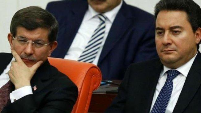 'Davutoğlu yeni parti kurmaktan vazgeçecek'