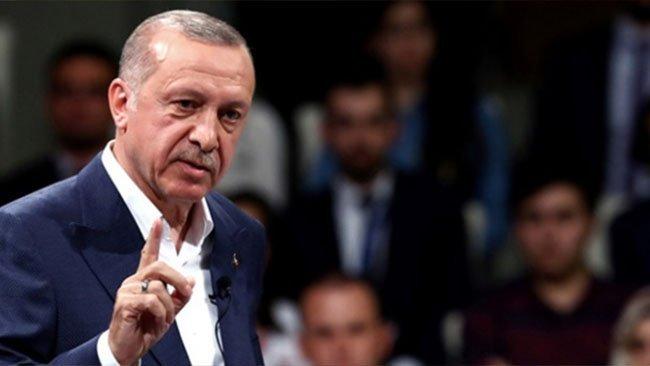 Erdoğan'dan AKP'li milletvekillerine uyarı, Davutoğlu ve Babacan'a mesaj