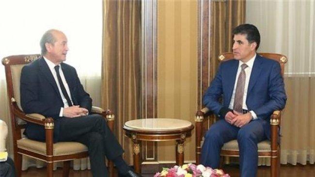 Fransa'nın Kürdistan Bölgesi'nde olan desteği devam edecek