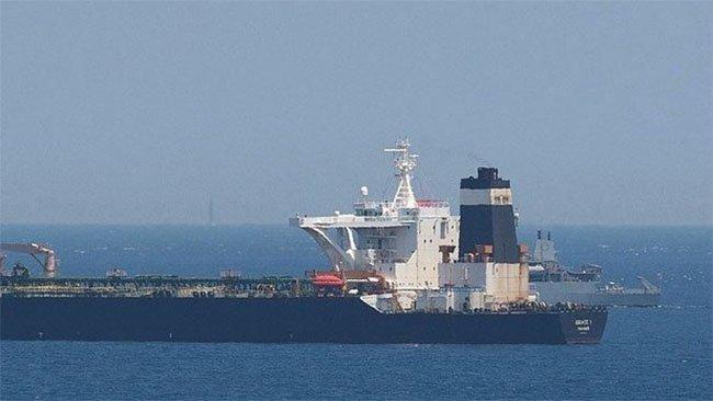 İran'dan İngiltere'ye tanker tehdidi!