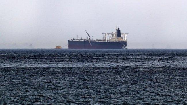 İran'ın petrol yüklü tankerine el konuldu