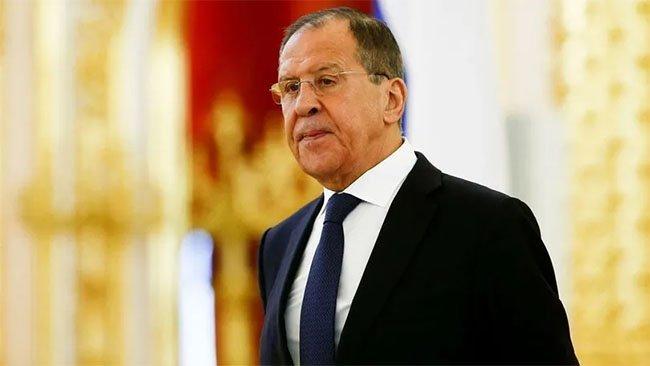 Lavrov: ABD'nin Suriye'yi bölmek için Kürtleri kullanmasından rahatsızız