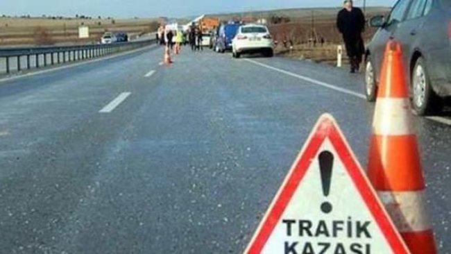 Diyarbakır'da iki ayrı trafik kazası