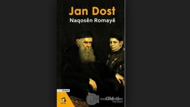 Jan Dost'un 'Roma'nın Çanları' kitabı Kürtçe'ye çevrildi