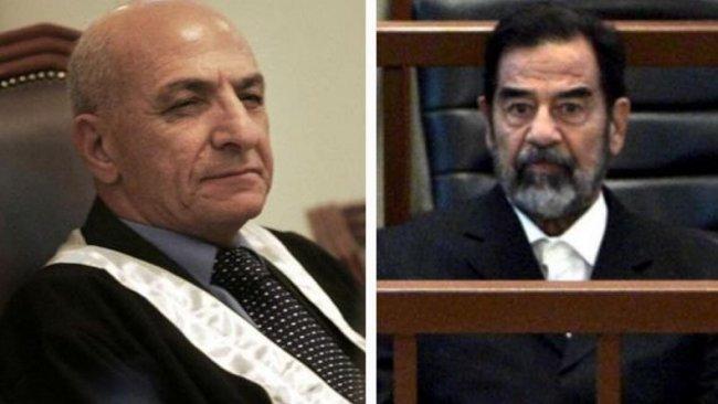 Saddam'a idam hükmü veren Kürt yargıç hayatını kaybetti