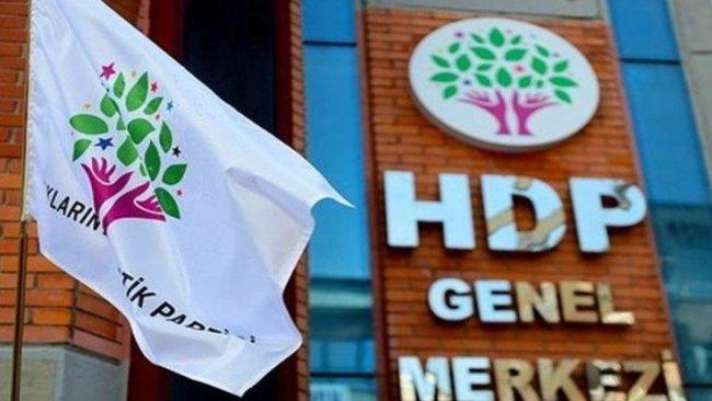 HDP'den SETA'nın raporuna tepki