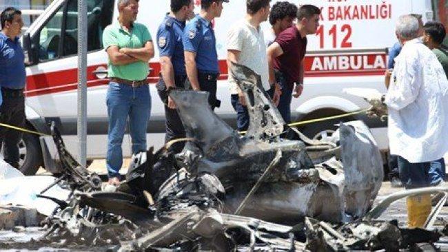 Reyhanlı patlamasıyla ilgili 16 kişiye gözaltı