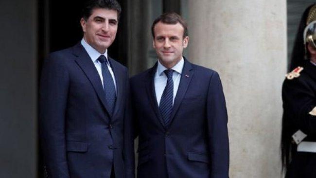 Başkan Neçirvan Barzani Fransa'ya gidiyor