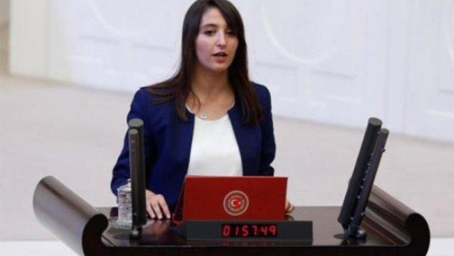 HDP Diyarbakır Milletvekili Dersim Dağ'a gözaltı