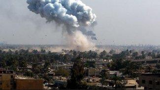 Kerkük'te IŞİD'e hava operasyonu