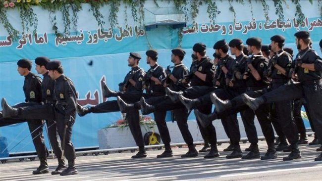 İran'da Devrim Muhafızlarına saldırı
